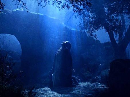At Gethsemane