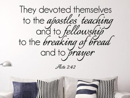 Discipleship Lab