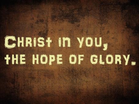 Hope of Glory