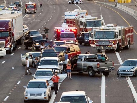 What to do if you are injured in a crash