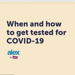 "Jellyvision Explains ""When and How to get tested for COVID-19"""