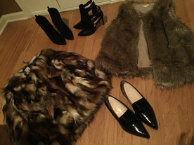 Textures of the Season-Fur & Leather