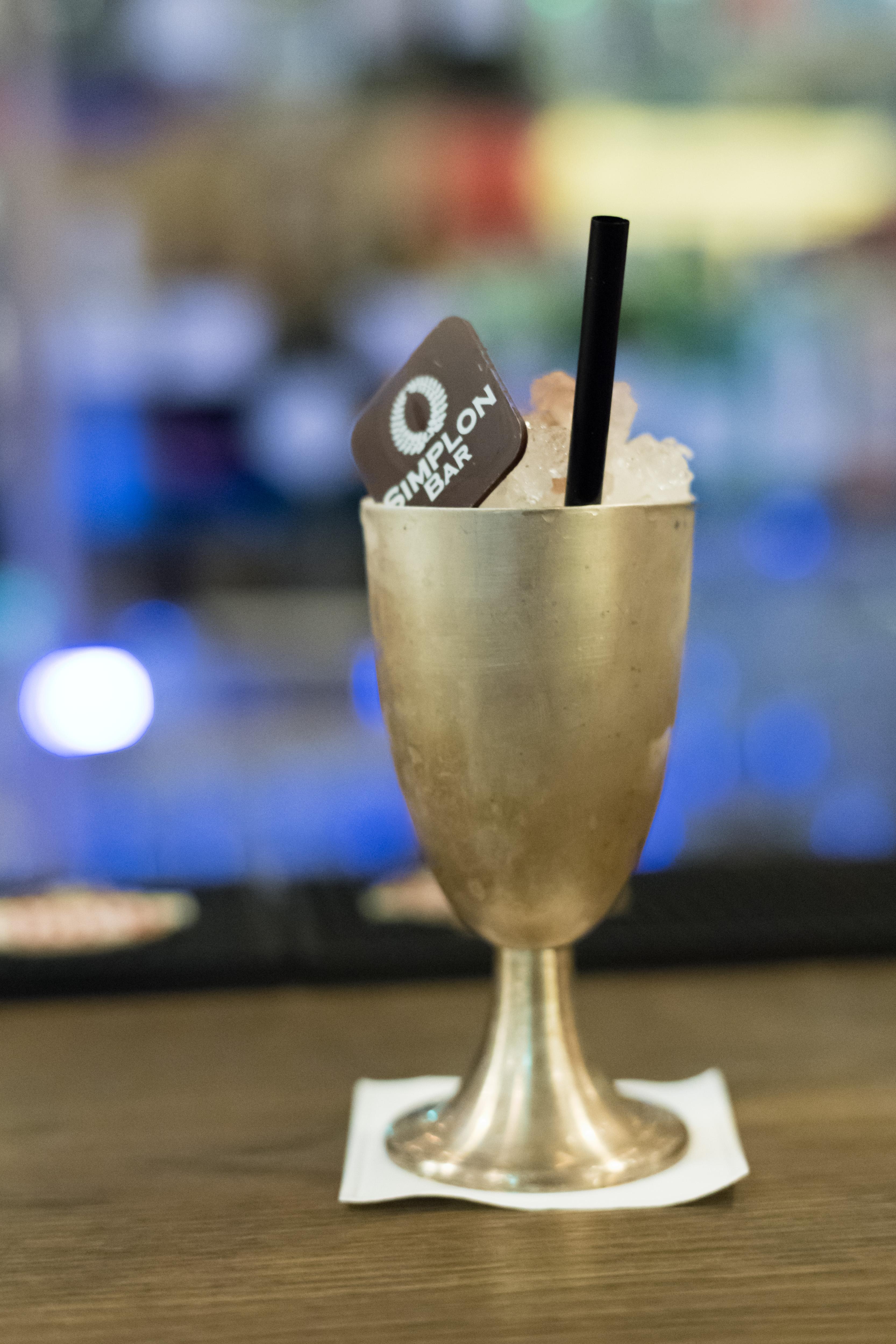Cocktail 5 Simplon Bar