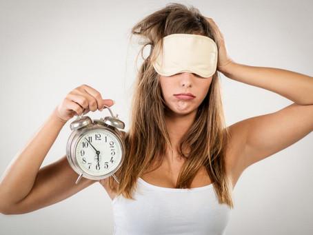Lack of sleep can kill!