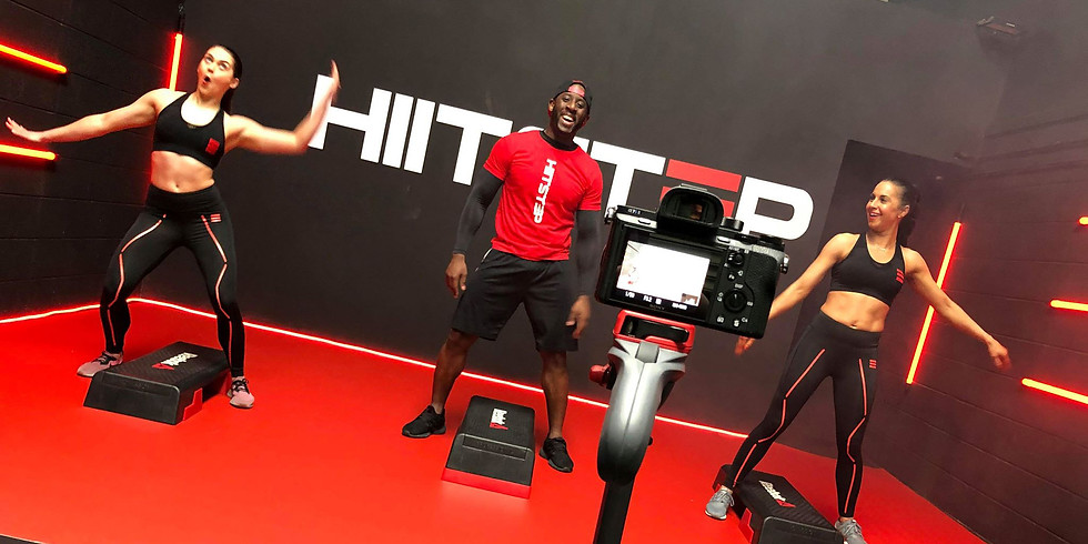 Online HIITSTEP Instructor Course