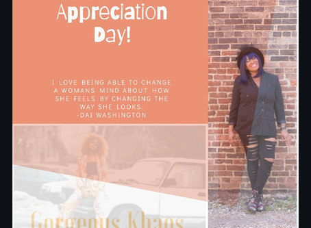 Hairstylist Appreciation Day!