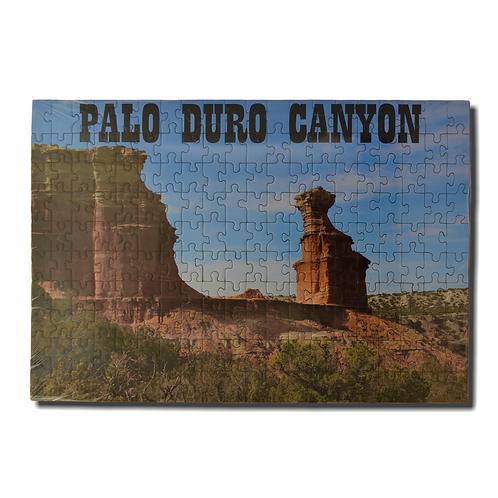 Palo Duro Canyon 200 Piece Puzzle