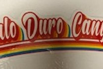 Rainbow Palo Duro Canyon Sticker