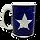 Thumbnail: Texas Flag Mug Tall
