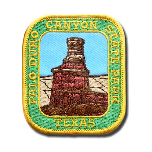Palo Duro Canyon State Park Patch