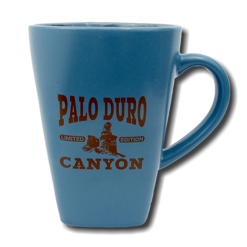 Blue Palo Duro Canyon Mug