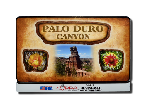 Palo Duro Canyon Nature Decal