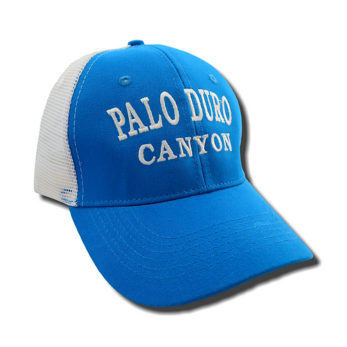 Adult Palo Duro Canyon Baseball Hat