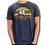 Thumbnail: Adult Navy Blue T-Shirt