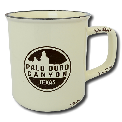 Palo Duro Canyon Texas Mug