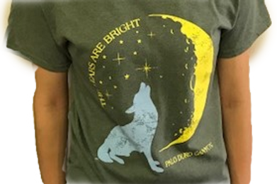 The Stars Are Bright T-Shirt