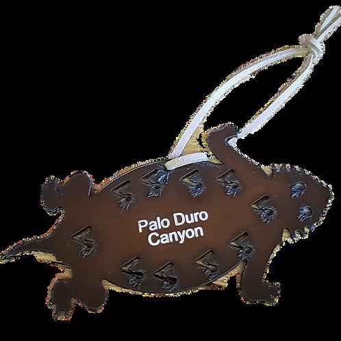 Horned Lizard Ornament