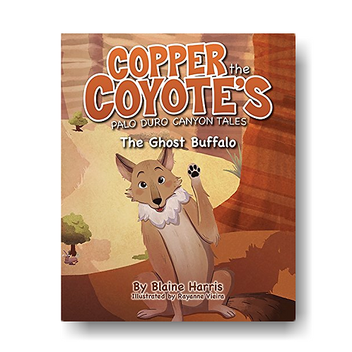 Copper the Coyote's Palo Duro Canyon Tales