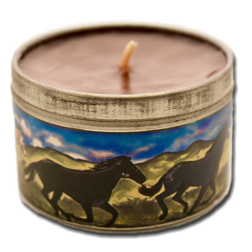 Cimarron Candle Co. Cowboy Coffee Scented Candle