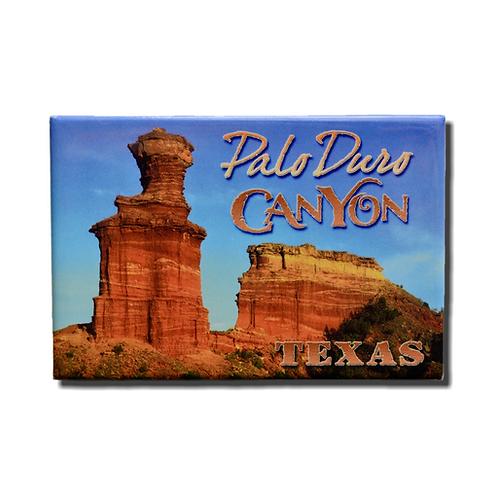 Lighthouse Palo Duro Canyon Texas Magnet