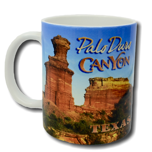 Lighthouse Rock Formation Mug