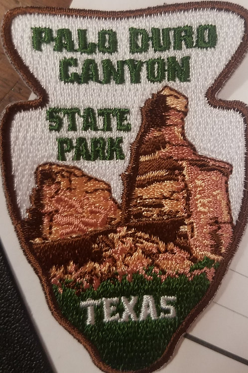 Palo Duro Canyon Patch