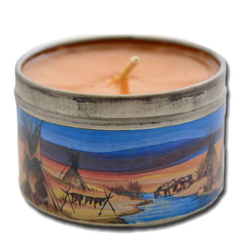 Cimarron Candle Co. Camp Fire Scented Candle