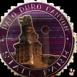 Purple Lighthouse sticker