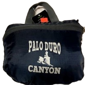 Pack able Palo Duro Canyon Backpack