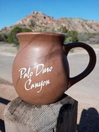 Brown Saloon Mug