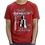 Thumbnail: Adult Red T-Shirt