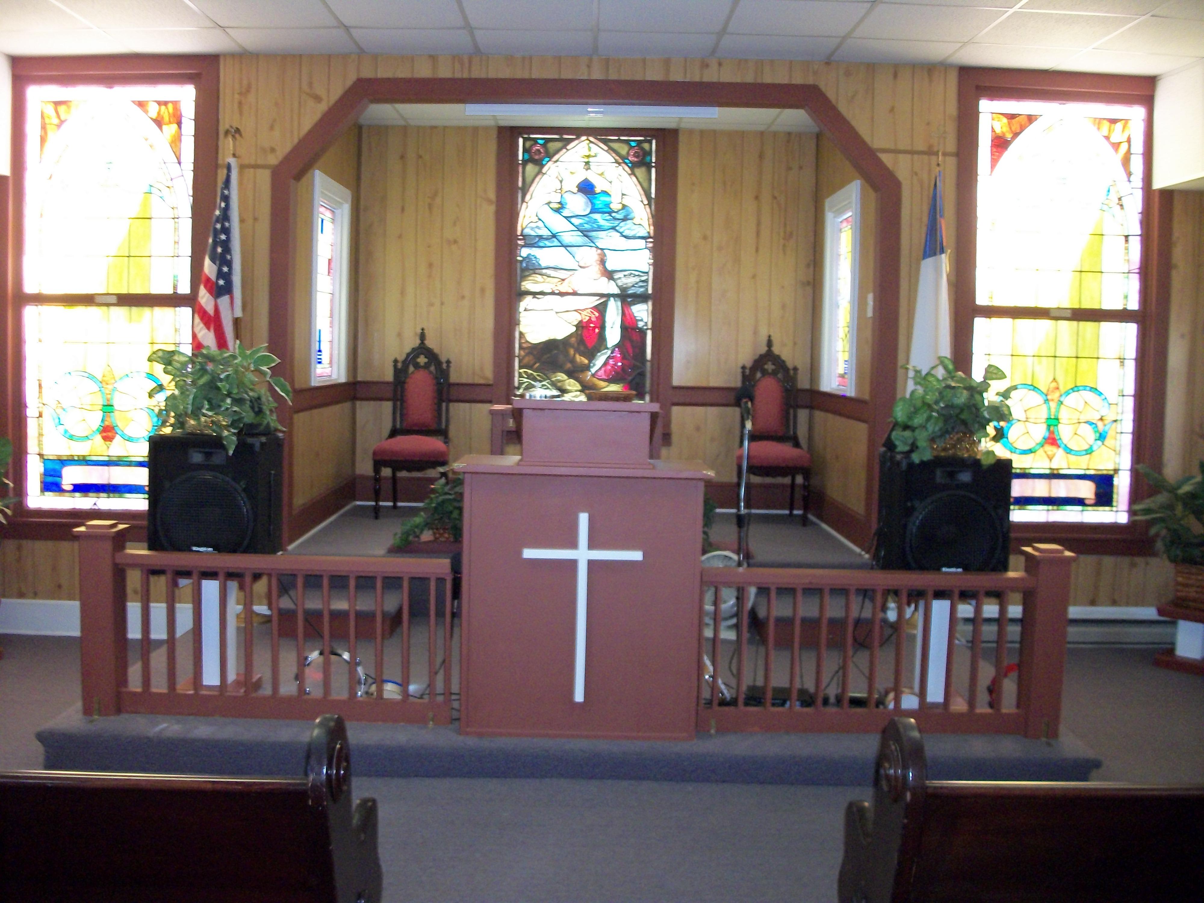 Our sanctuary ...