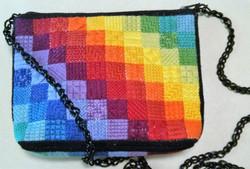 Rainbow Stitches - front