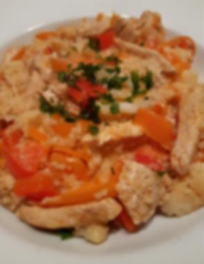 Curry met bloemkool, kip en couscous.png