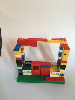 3rd Place Lego Display - Levi McDonald