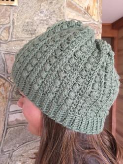 2nd Place Best Crocheted Work - Jade Fossen