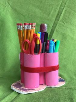 3rd Place Scrap Craft Article - Adela Stewart