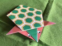2nd Place Paper Craft - Adela Stewart