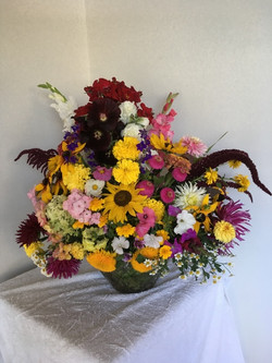2nd Place Assortment of Garden Flowers - Mary Cannon