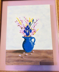 3rd Place Portrait or Still Life - Pam Horak
