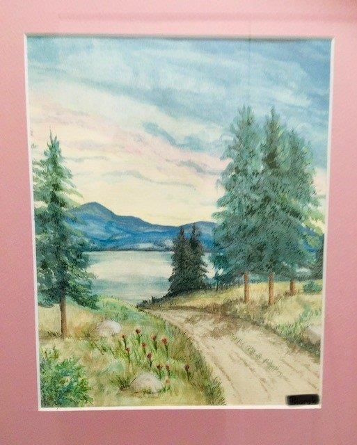 3rd Place Boundary Okanagan Landscape - Pam Horak