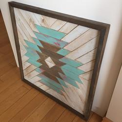 1st Place Woodwork - Jade Fossen