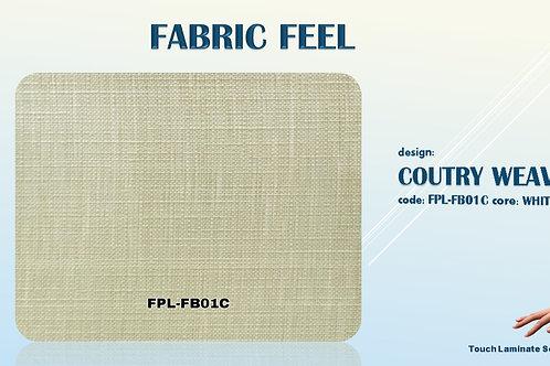FB01C Country Weave Texture Grains