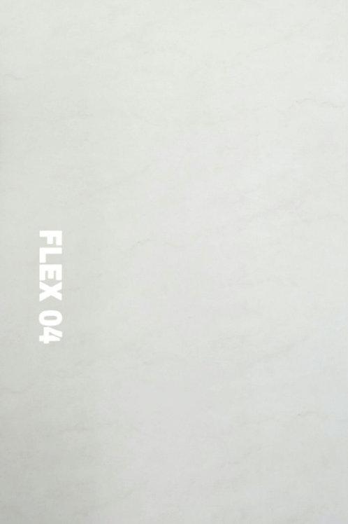 FLEX 04 - Light Beige PVC Marble, size 8x4ft (32 sq. ft.)
