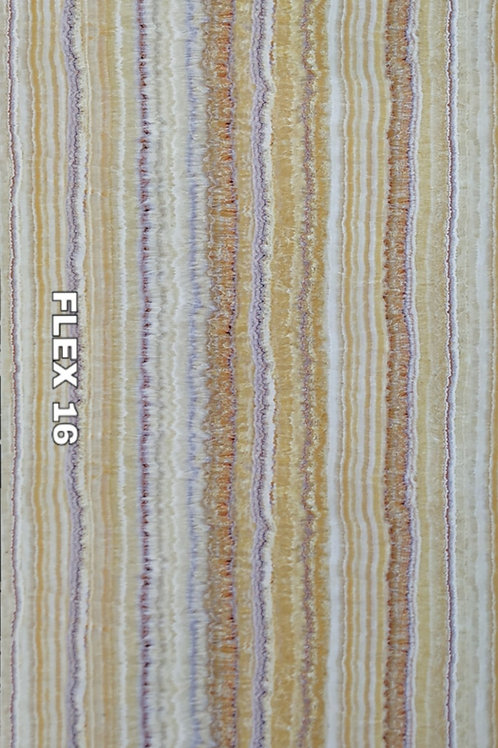 FLEX 16 - Waves of Time Italian PVC Marble, size 8x4ft (32 sq. ft.)