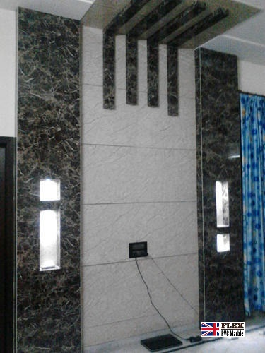 bathroom wall ceiling pvc marble sheet