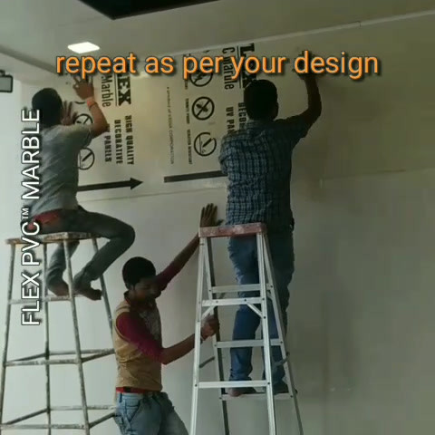 How to Paste on Walls