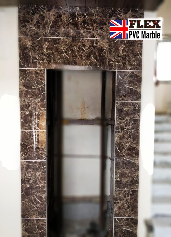 FLEX PVC MARBLE LIFT PANELLING EMPERADOR