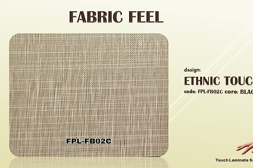 FB02C Ethnic Touch Texture Grains