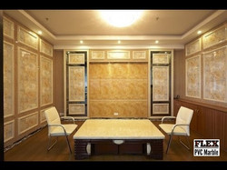 uv marble in office design flexpvcmarble